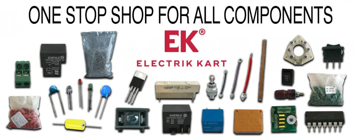 Electrikkart com: Electronic Components/Parts Manufacture
