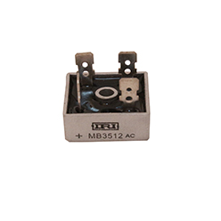 IRI, MB3512, 35amp, 1200v, Silver, 5pcs
