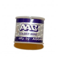 AAC, Solder Wire 60:40, Tin 60% Lead 40%, 250gms